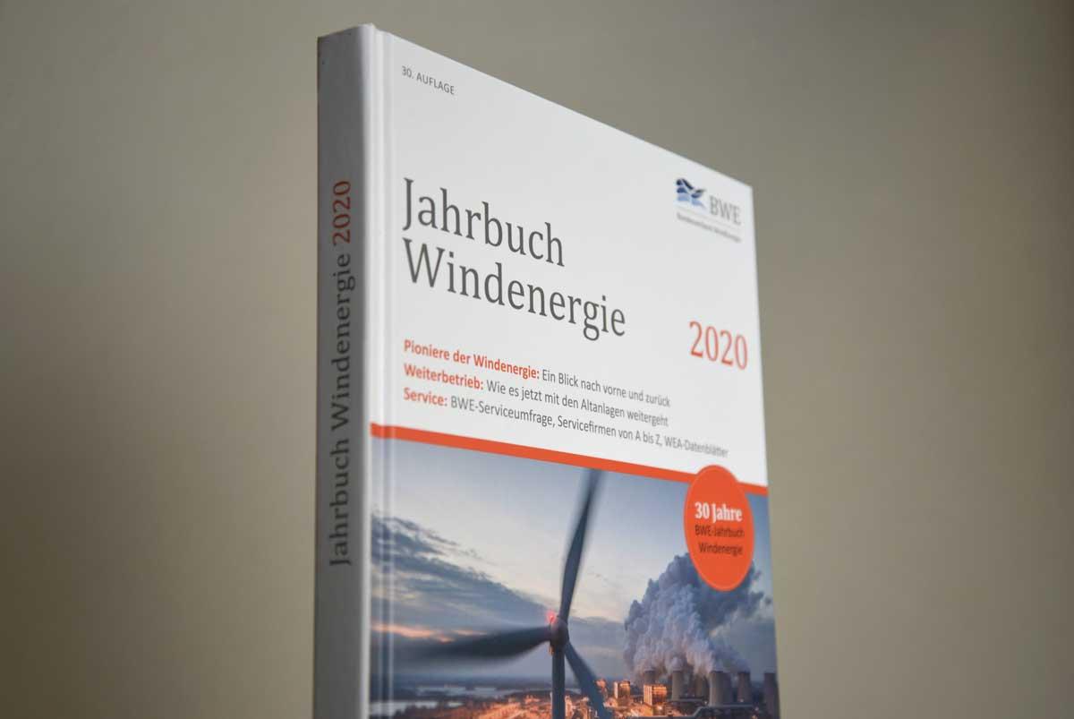 Jahrbuch Windenergie 2020