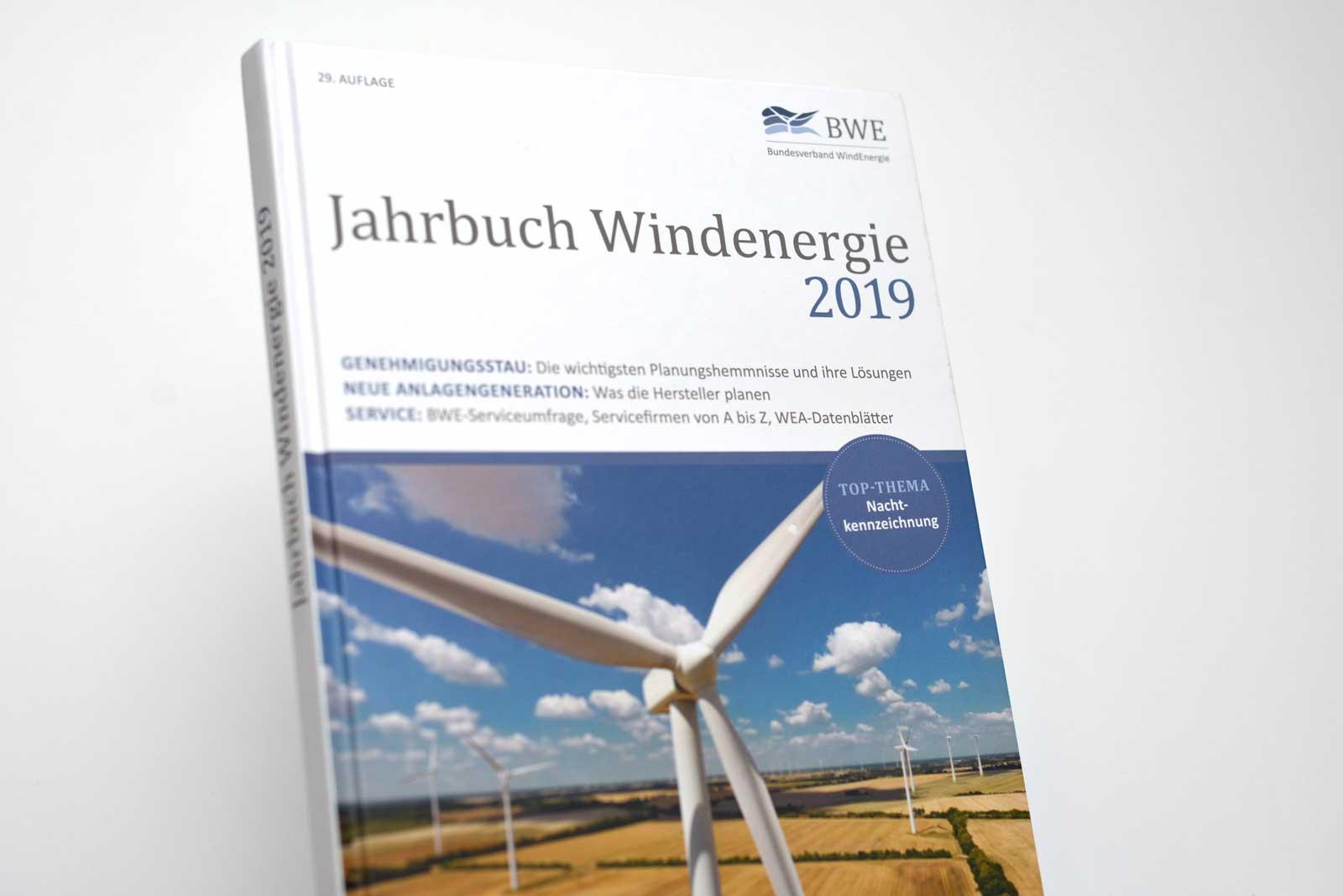 Jahrbuch Windenergie 2019